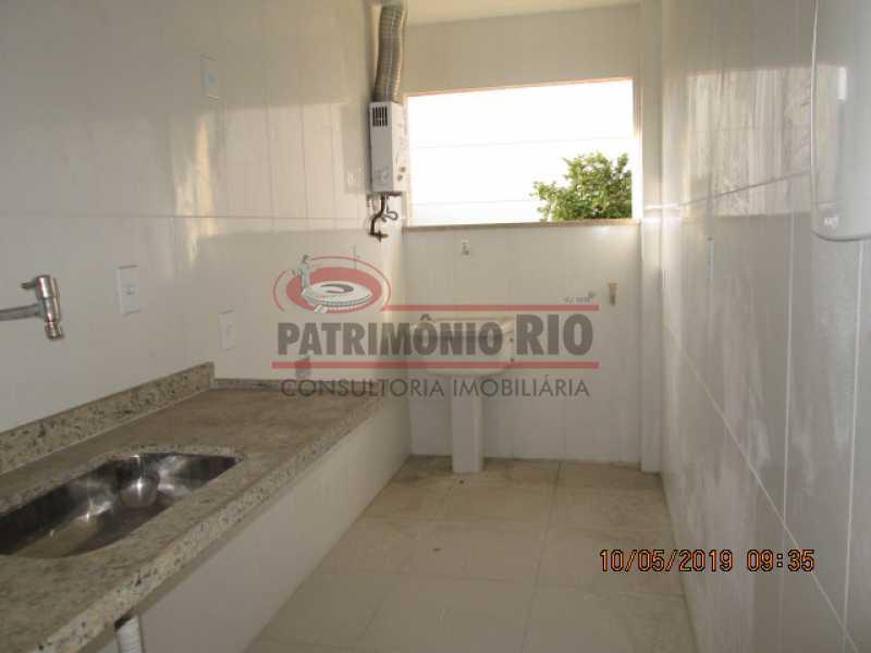 IMG_8415 - Apartamento Semi - Luxo Primeira Locação, 2quartos, vaga de garagem Vila da Penha - PAAP22935 - 25