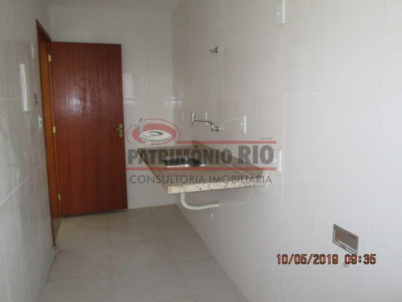 IMG_8416 - Apartamento Semi - Luxo Primeira Locação, 2quartos, vaga de garagem Vila da Penha - PAAP22935 - 26