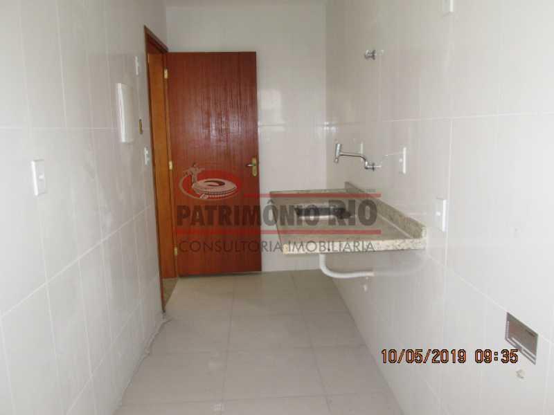 IMG_8417 - Apartamento Semi - Luxo Primeira Locação, 2quartos, vaga de garagem Vila da Penha - PAAP22935 - 27