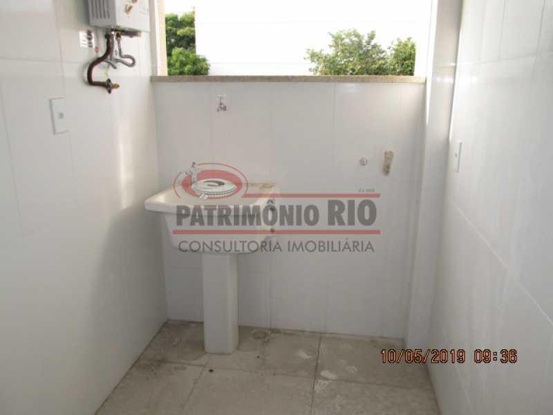 IMG_8418 - Apartamento Semi - Luxo Primeira Locação, 2quartos, vaga de garagem Vila da Penha - PAAP22935 - 28