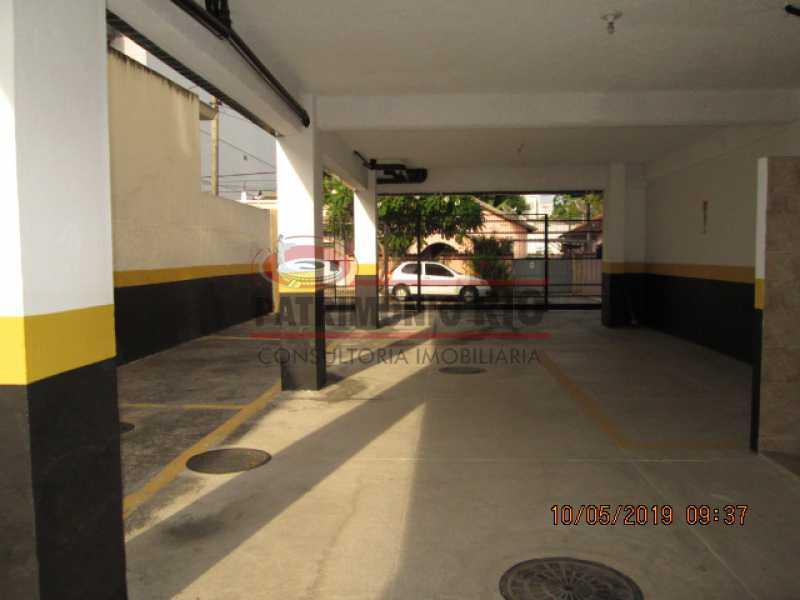 IMG_8420 - Apartamento Semi - Luxo Primeira Locação, 2quartos, vaga de garagem Vila da Penha - PAAP22935 - 30