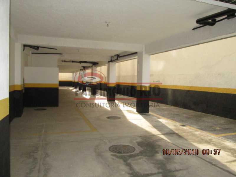 IMG_8421 - Apartamento Semi - Luxo Primeira Locação, 2quartos, vaga de garagem Vila da Penha - PAAP22935 - 31