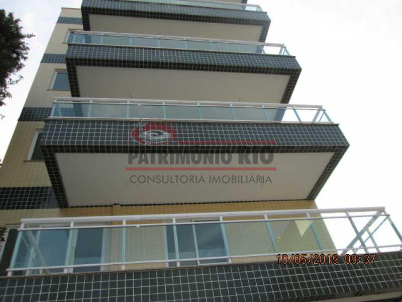 IMG_8422 - Apartamento Semi - Luxo Primeira Locação, 2quartos, vaga de garagem Vila da Penha - PAAP22935 - 1