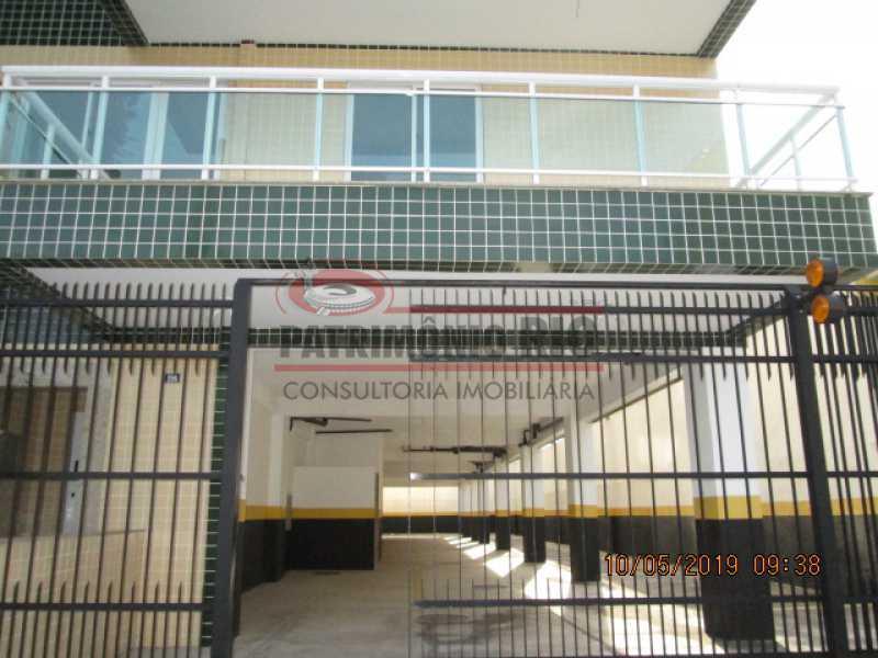 IMG_8424 - Apartamento Semi - Luxo Primeira Locação, 2quartos, vaga de garagem Vila da Penha - PAAP22935 - 3