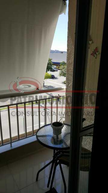 03. - Excelente Apartamento 3quartos Cachambi - PAAP30769 - 4