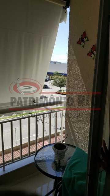 20. - Excelente Apartamento 3quartos Cachambi - PAAP30769 - 21