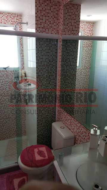 21. - Excelente Apartamento 3quartos Cachambi - PAAP30769 - 22