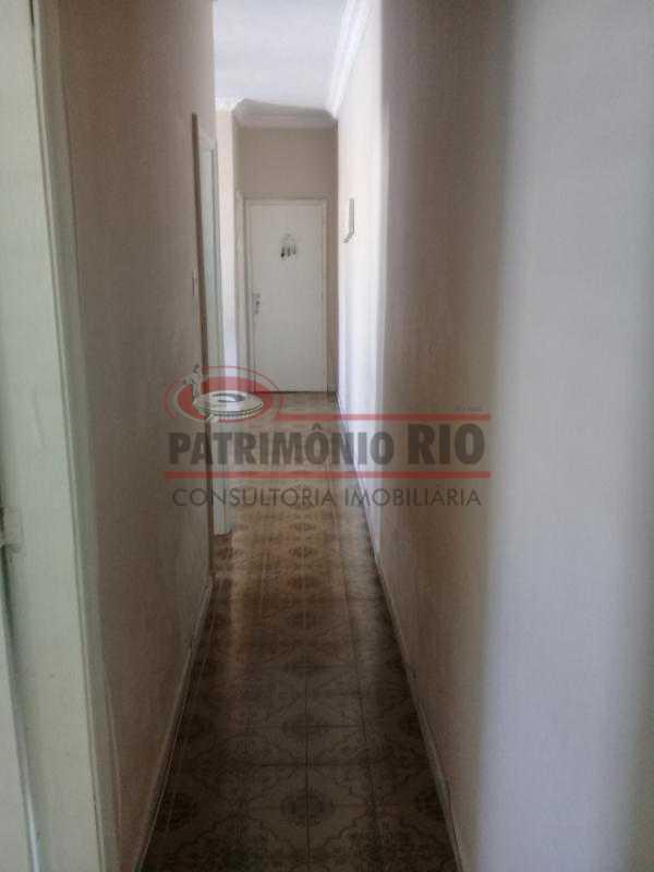 4 - Bom Apartamento na Penha, salão, 2quartos com dependência completa, junto da Estação da Penha - PAAP22964 - 5