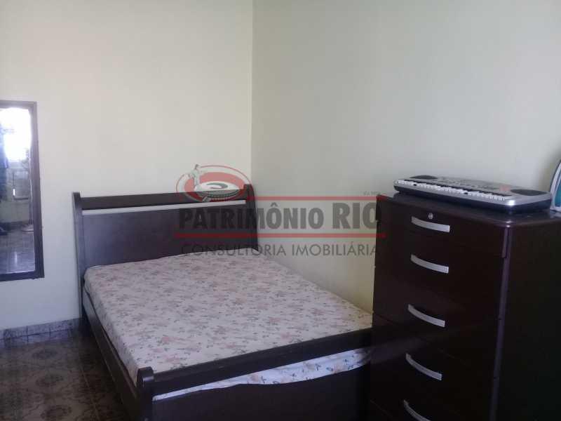 5 - Bom Apartamento na Penha, salão, 2quartos com dependência completa, junto da Estação da Penha - PAAP22964 - 6