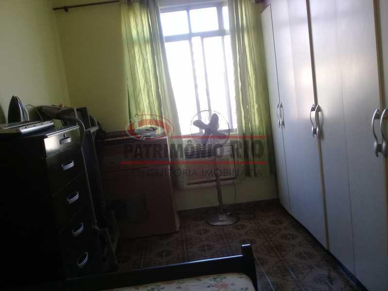 6 - Bom Apartamento na Penha, salão, 2quartos com dependência completa, junto da Estação da Penha - PAAP22964 - 7
