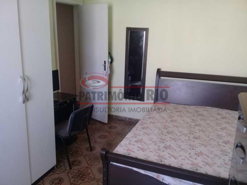 7 - Bom Apartamento na Penha, salão, 2quartos com dependência completa, junto da Estação da Penha - PAAP22964 - 8