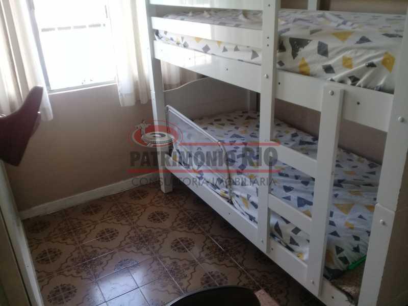 9 - Bom Apartamento na Penha, salão, 2quartos com dependência completa, junto da Estação da Penha - PAAP22964 - 10