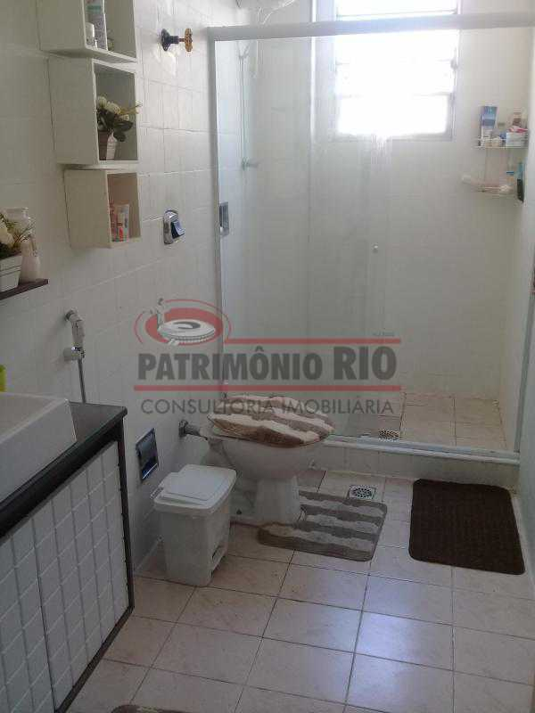 11 - Bom Apartamento na Penha, salão, 2quartos com dependência completa, junto da Estação da Penha - PAAP22964 - 12