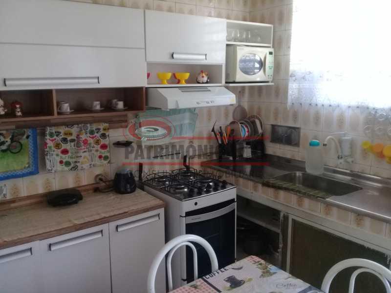 12 - Bom Apartamento na Penha, salão, 2quartos com dependência completa, junto da Estação da Penha - PAAP22964 - 13