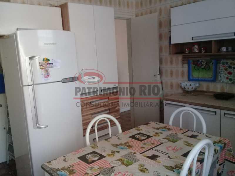 13 - Bom Apartamento na Penha, salão, 2quartos com dependência completa, junto da Estação da Penha - PAAP22964 - 14