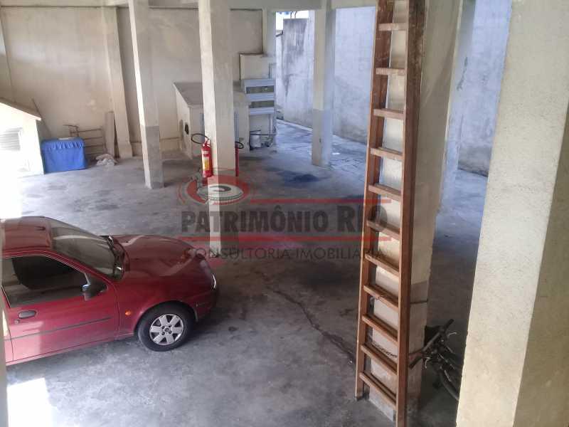 17 - Bom Apartamento na Penha, salão, 2quartos com dependência completa, junto da Estação da Penha - PAAP22964 - 18