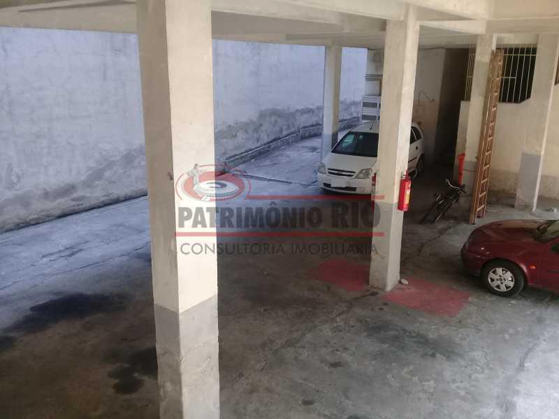 18 - Bom Apartamento na Penha, salão, 2quartos com dependência completa, junto da Estação da Penha - PAAP22964 - 19