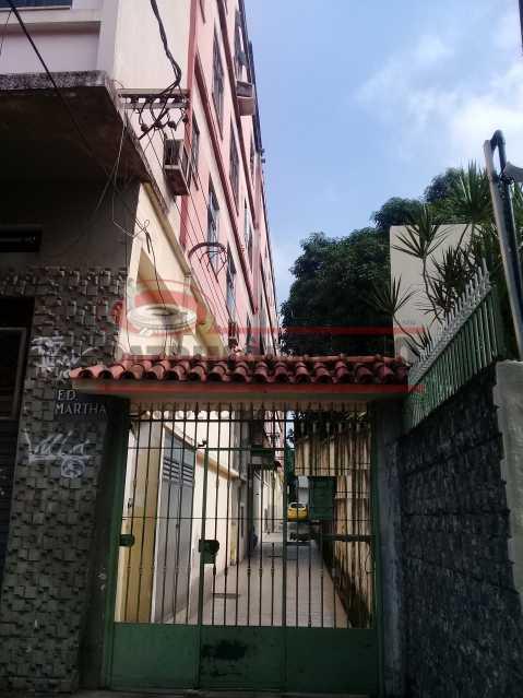 19 - Bom Apartamento na Penha, salão, 2quartos com dependência completa, junto da Estação da Penha - PAAP22964 - 20
