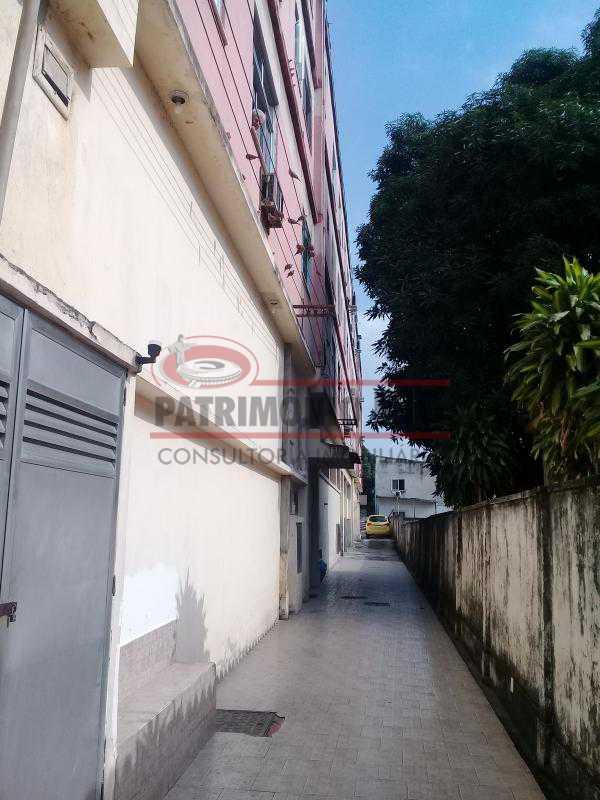 20 - Bom Apartamento na Penha, salão, 2quartos com dependência completa, junto da Estação da Penha - PAAP22964 - 21