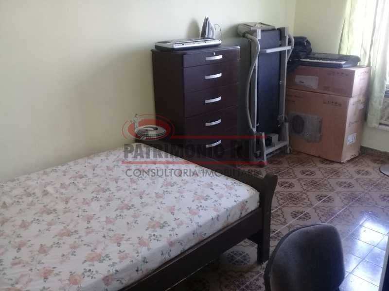 24 - Bom Apartamento na Penha, salão, 2quartos com dependência completa, junto da Estação da Penha - PAAP22964 - 25