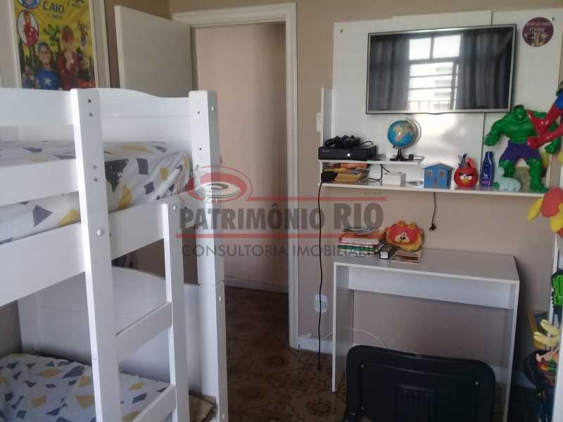 25 - Bom Apartamento na Penha, salão, 2quartos com dependência completa, junto da Estação da Penha - PAAP22964 - 26