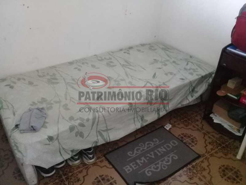 26 - Bom Apartamento na Penha, salão, 2quartos com dependência completa, junto da Estação da Penha - PAAP22964 - 27