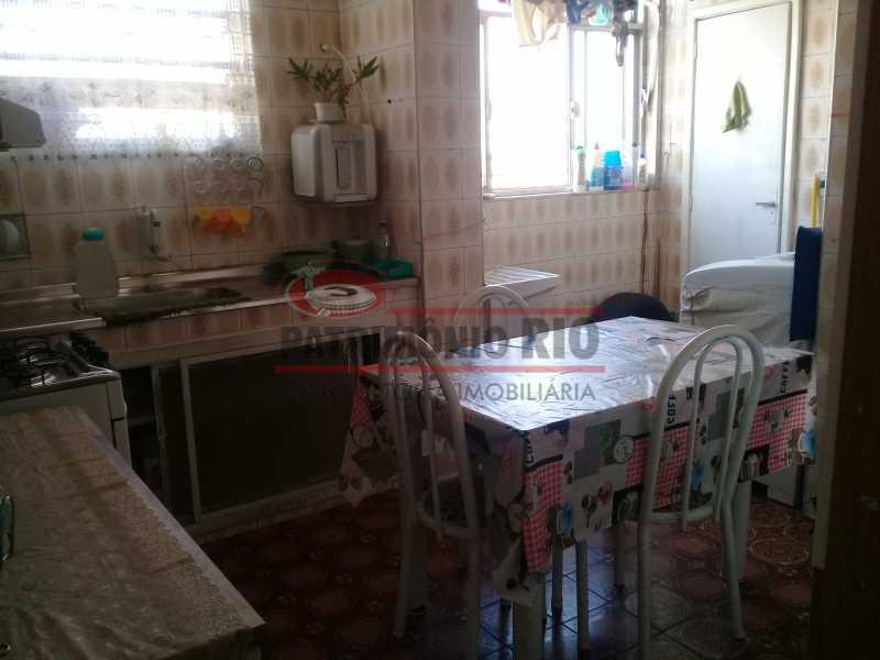 28 - Bom Apartamento na Penha, salão, 2quartos com dependência completa, junto da Estação da Penha - PAAP22964 - 29