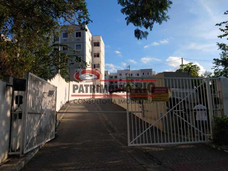 tcn31 - Apartamento 2quartos com total infra estrutura - PAAP22974 - 20