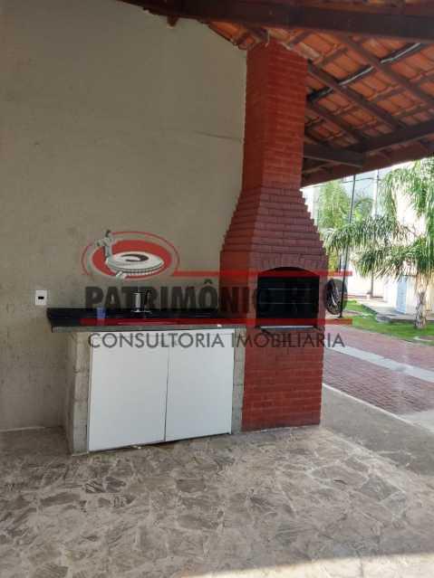 tcn33 - Apartamento 2quartos com total infra estrutura - PAAP22974 - 22