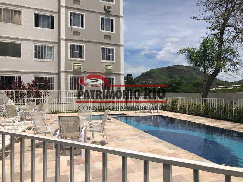 tcn35 - Apartamento 2quartos com total infra estrutura - PAAP22974 - 23