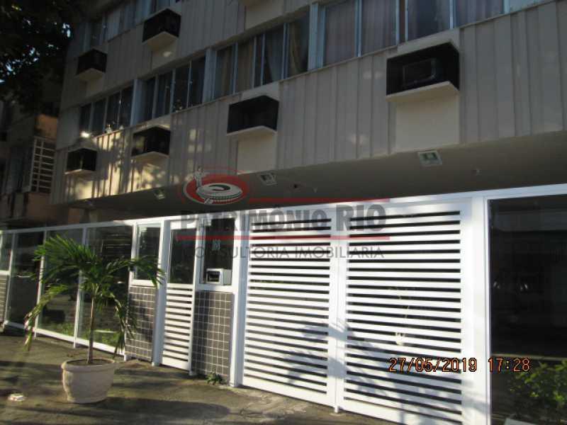 IMG_8552 - Excelente Apartamento desocupado, 2 quartos, Vaga de garagem na escritura, elevador - Vila da Penha - PAAP22979 - 1