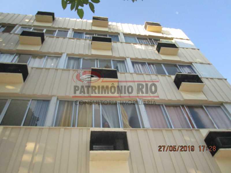 IMG_8554 - Excelente Apartamento desocupado, 2 quartos, Vaga de garagem na escritura, elevador - Vila da Penha - PAAP22979 - 3
