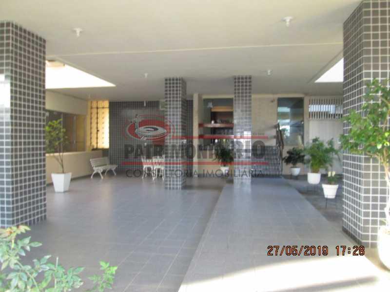 IMG_8555 - Excelente Apartamento desocupado, 2 quartos, Vaga de garagem na escritura, elevador - Vila da Penha - PAAP22979 - 4