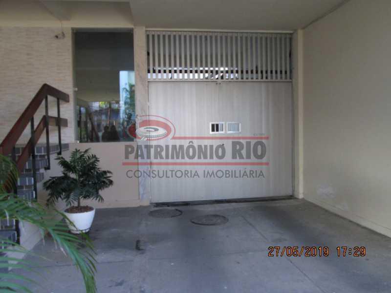 IMG_8557 - Excelente Apartamento desocupado, 2 quartos, Vaga de garagem na escritura, elevador - Vila da Penha - PAAP22979 - 6