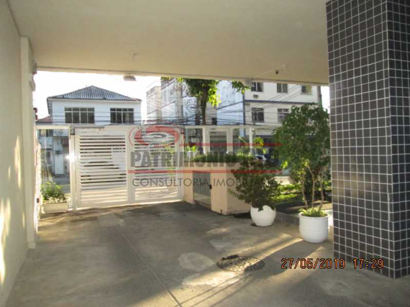 IMG_8558 - Excelente Apartamento desocupado, 2 quartos, Vaga de garagem na escritura, elevador - Vila da Penha - PAAP22979 - 7