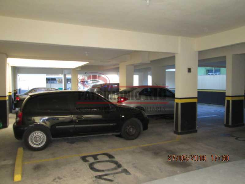 IMG_8560 - Excelente Apartamento desocupado, 2 quartos, Vaga de garagem na escritura, elevador - Vila da Penha - PAAP22979 - 28