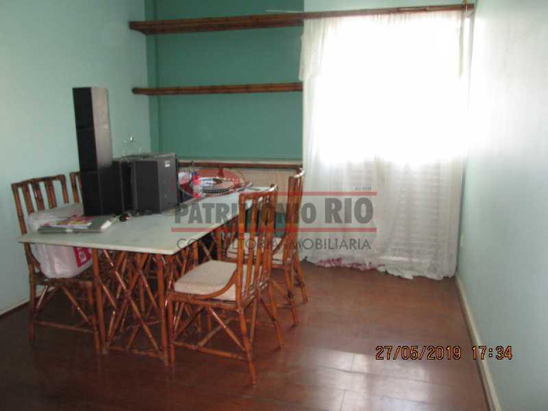 IMG_8565 - Excelente Apartamento desocupado, 2 quartos, Vaga de garagem na escritura, elevador - Vila da Penha - PAAP22979 - 9