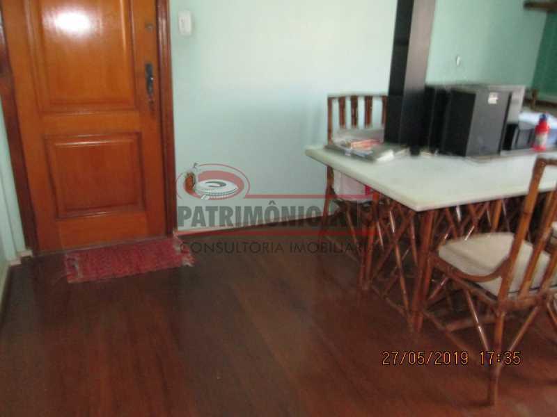 IMG_8570 - Excelente Apartamento desocupado, 2 quartos, Vaga de garagem na escritura, elevador - Vila da Penha - PAAP22979 - 11