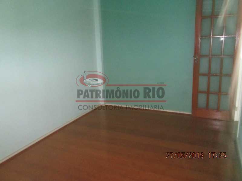 IMG_8571 - Excelente Apartamento desocupado, 2 quartos, Vaga de garagem na escritura, elevador - Vila da Penha - PAAP22979 - 12