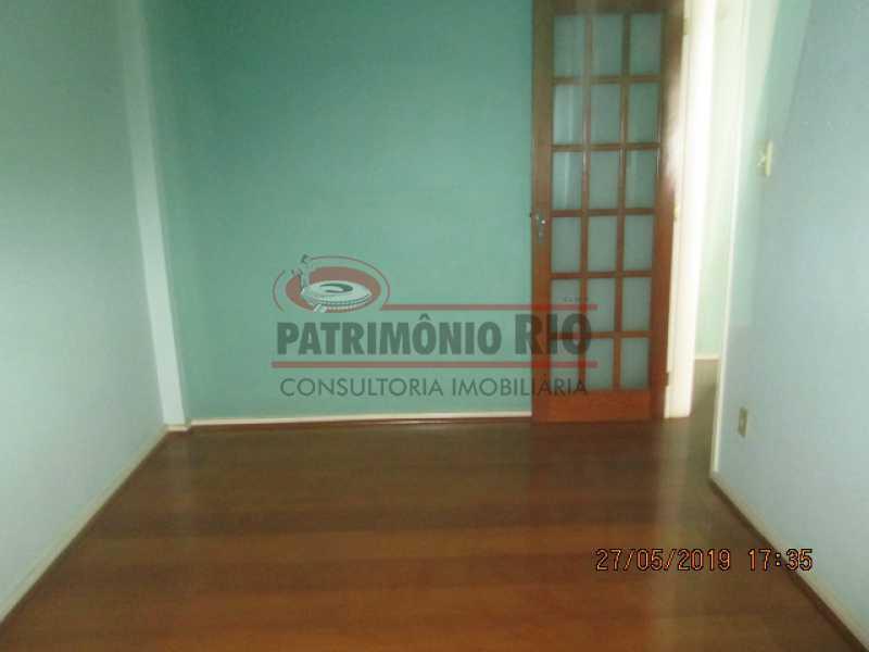 IMG_8572 - Excelente Apartamento desocupado, 2 quartos, Vaga de garagem na escritura, elevador - Vila da Penha - PAAP22979 - 13