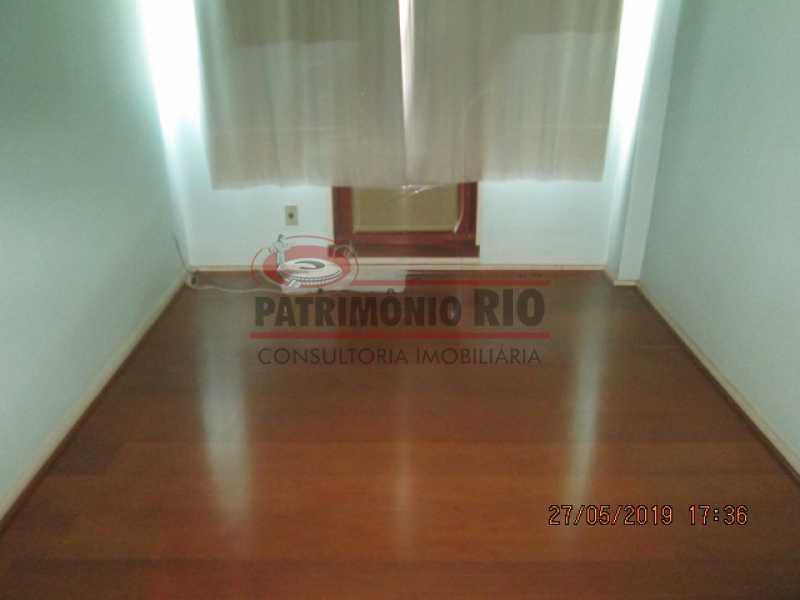 IMG_8573 - Excelente Apartamento desocupado, 2 quartos, Vaga de garagem na escritura, elevador - Vila da Penha - PAAP22979 - 14