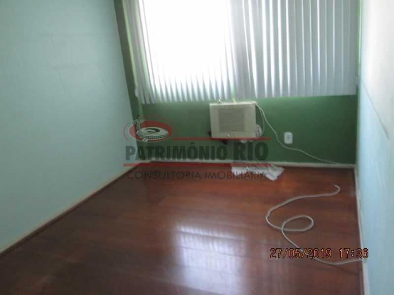 IMG_8575 - Excelente Apartamento desocupado, 2 quartos, Vaga de garagem na escritura, elevador - Vila da Penha - PAAP22979 - 15