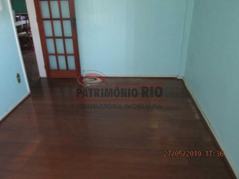 IMG_8577 - Excelente Apartamento desocupado, 2 quartos, Vaga de garagem na escritura, elevador - Vila da Penha - PAAP22979 - 17