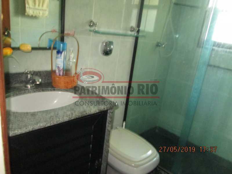 IMG_8580 - Excelente Apartamento desocupado, 2 quartos, Vaga de garagem na escritura, elevador - Vila da Penha - PAAP22979 - 18