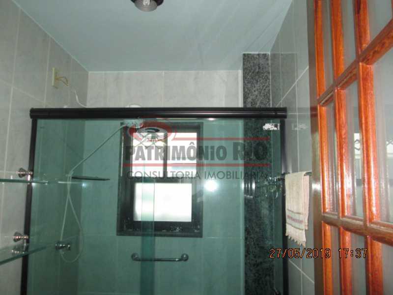 IMG_8582 - Excelente Apartamento desocupado, 2 quartos, Vaga de garagem na escritura, elevador - Vila da Penha - PAAP22979 - 19