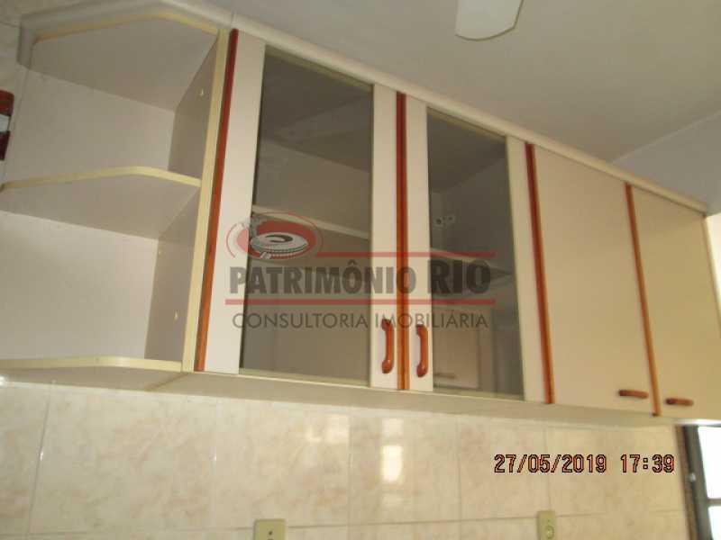 IMG_8589 - Excelente Apartamento desocupado, 2 quartos, Vaga de garagem na escritura, elevador - Vila da Penha - PAAP22979 - 24