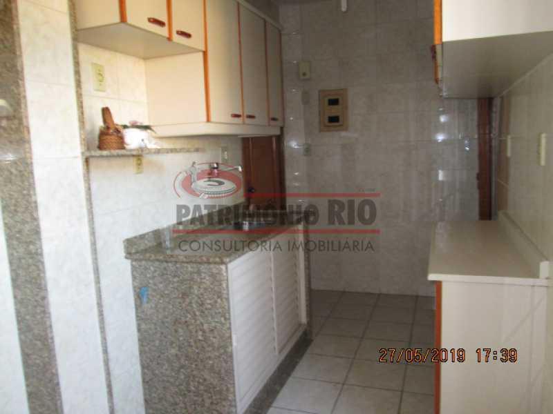 IMG_8590 - Excelente Apartamento desocupado, 2 quartos, Vaga de garagem na escritura, elevador - Vila da Penha - PAAP22979 - 25