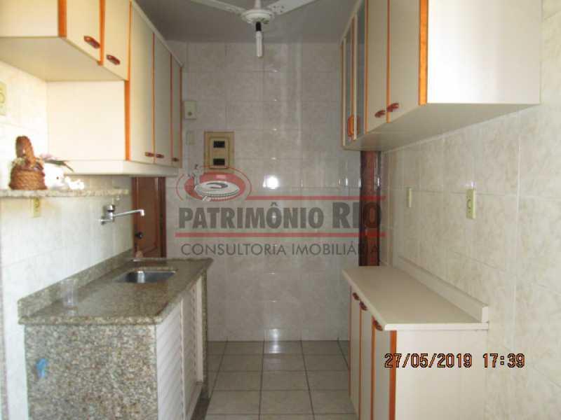 IMG_8591 - Excelente Apartamento desocupado, 2 quartos, Vaga de garagem na escritura, elevador - Vila da Penha - PAAP22979 - 26