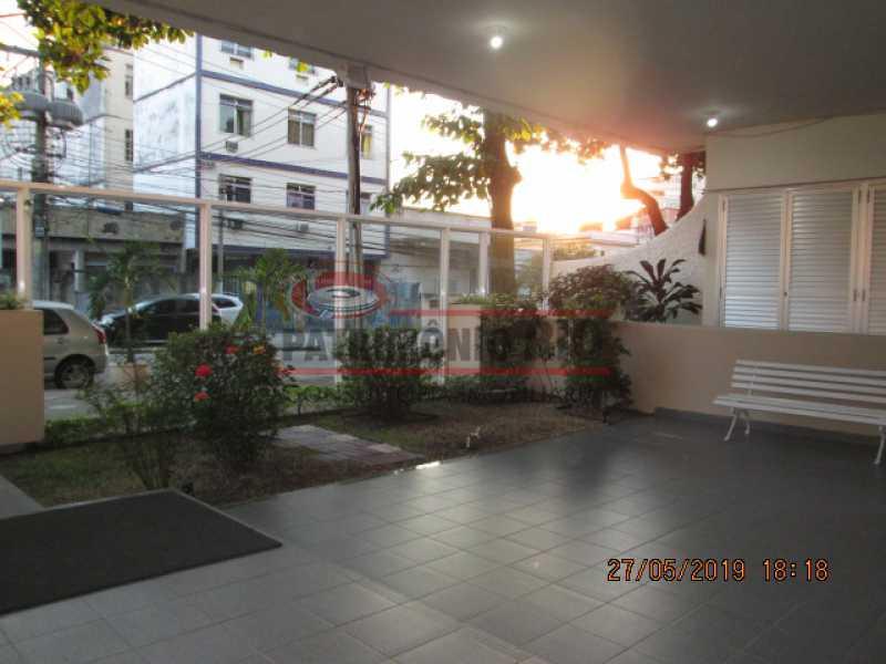 IMG_8598 - Excelente Apartamento desocupado, 2 quartos, Vaga de garagem na escritura, elevador - Vila da Penha - PAAP22979 - 8