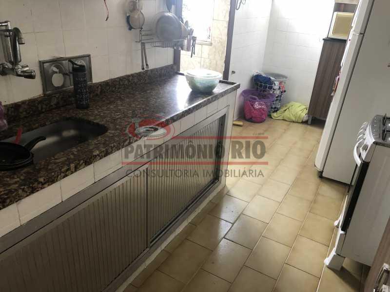 IMG_6790 - Apartamento 2quartos Colégio com terraço churrasqueira - PAAP22981 - 16